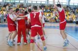Ogólnopolska Olimpiada Młodzieży w Sportach Halowych Świętokrzyskie 2009 - siatkówka mężczyzn